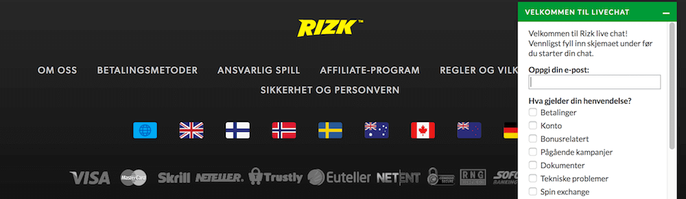 Golden Ticket - Rizk Online Casino Sverige