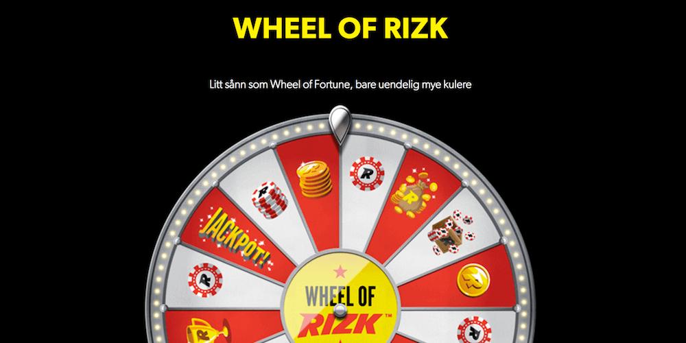 Rizk wheel