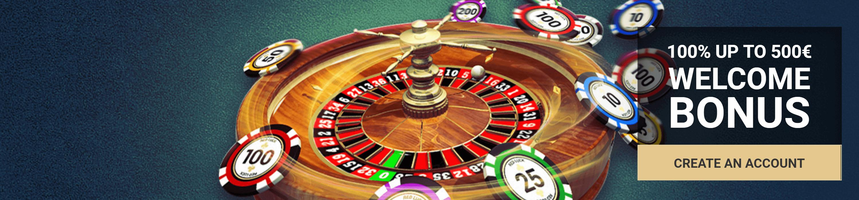 Velkomstbonus hos Casinovo