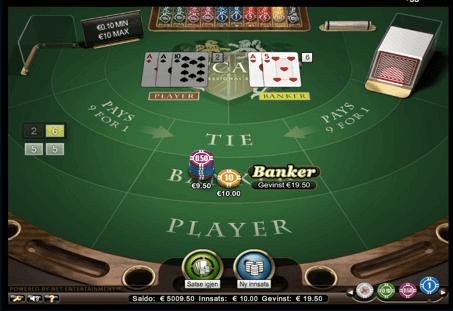 Betive blackjack