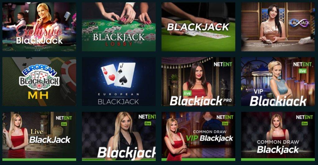 Spela Casino Blackjack